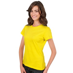 Imperial Women - Tee-Shirt Femme col rond couleur