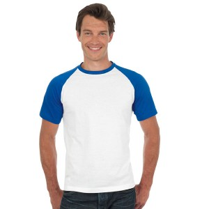 Funky - Tee-Shirt Bicolore Homme