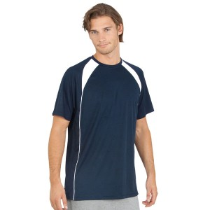 Match - Tee-shirt Bicolore Homme