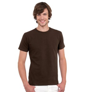 Milano - Tee-Shirt Homme Manches Courtes Couleur
